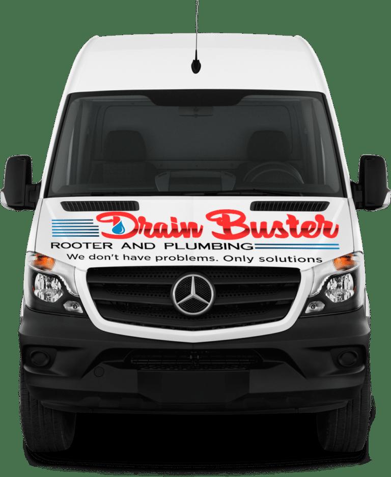 Drain Buster Rooter & Plumbing Van