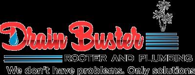 Drain Buster Rooter & Plumbing Logo